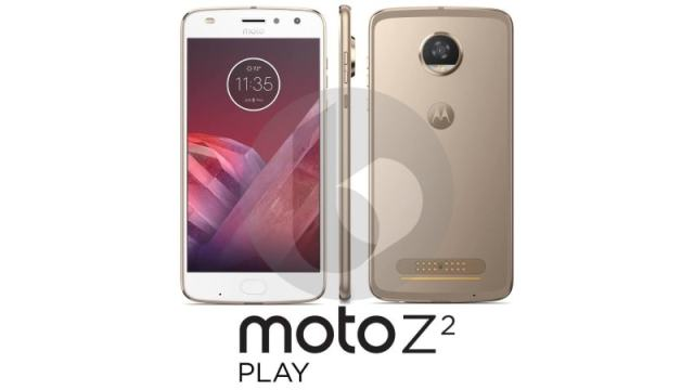 Moto Z2 Play Tipped to Sport Smaller Battery; Moto 'Productivity' Tablet Rumoured