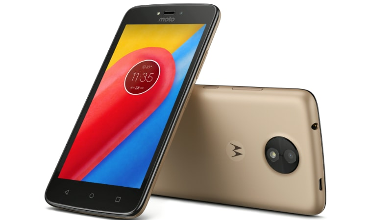 Moto C With 4G VoLTE Support Launched in India: Price, Release Date, Specifications, and More