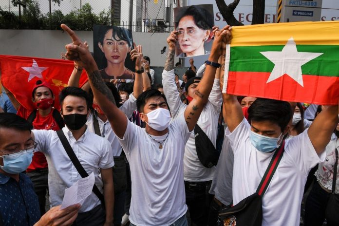 Myanmar Junta Cuts Wireless Internet to Stifle Coup Protests | Technology  News