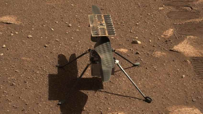 NASA Mars Ingenuity Helicopter Given New Scouting Mission: Details Here