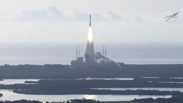 Mars-Bound Spaceship Experiencing Technical Issues: NASA