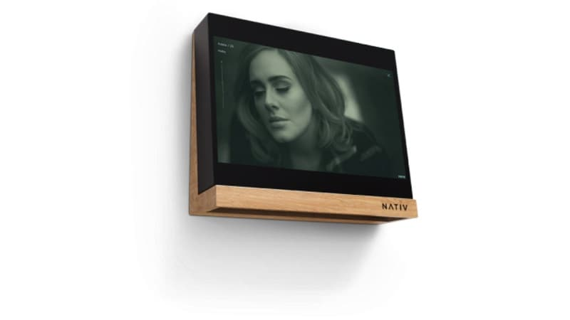 Nativ Vita Music Player Is a $1,599 Tablet for Audiophiles