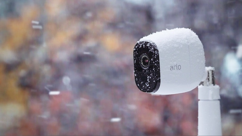 Netgear Arlo Pro Wireless Weatherproof Security Camera Launched in India
