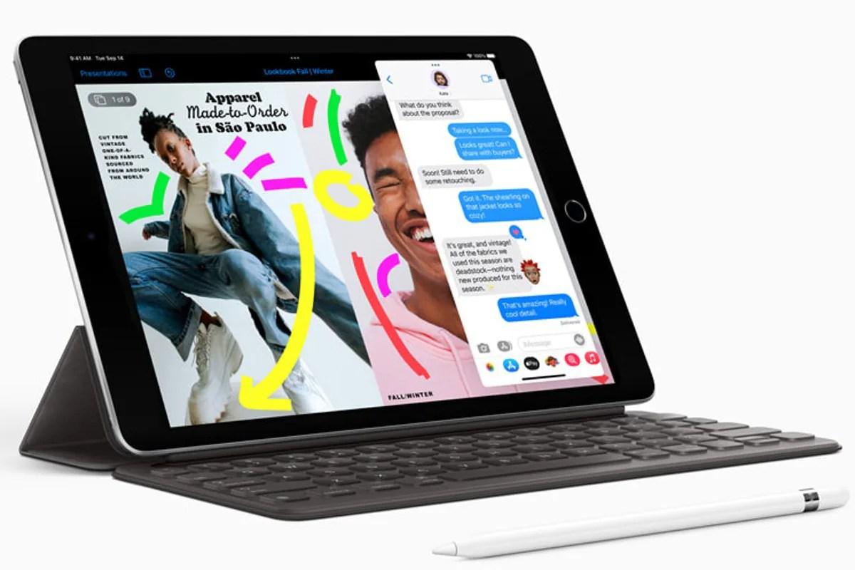 नई iPad छवि Apple नया iPad