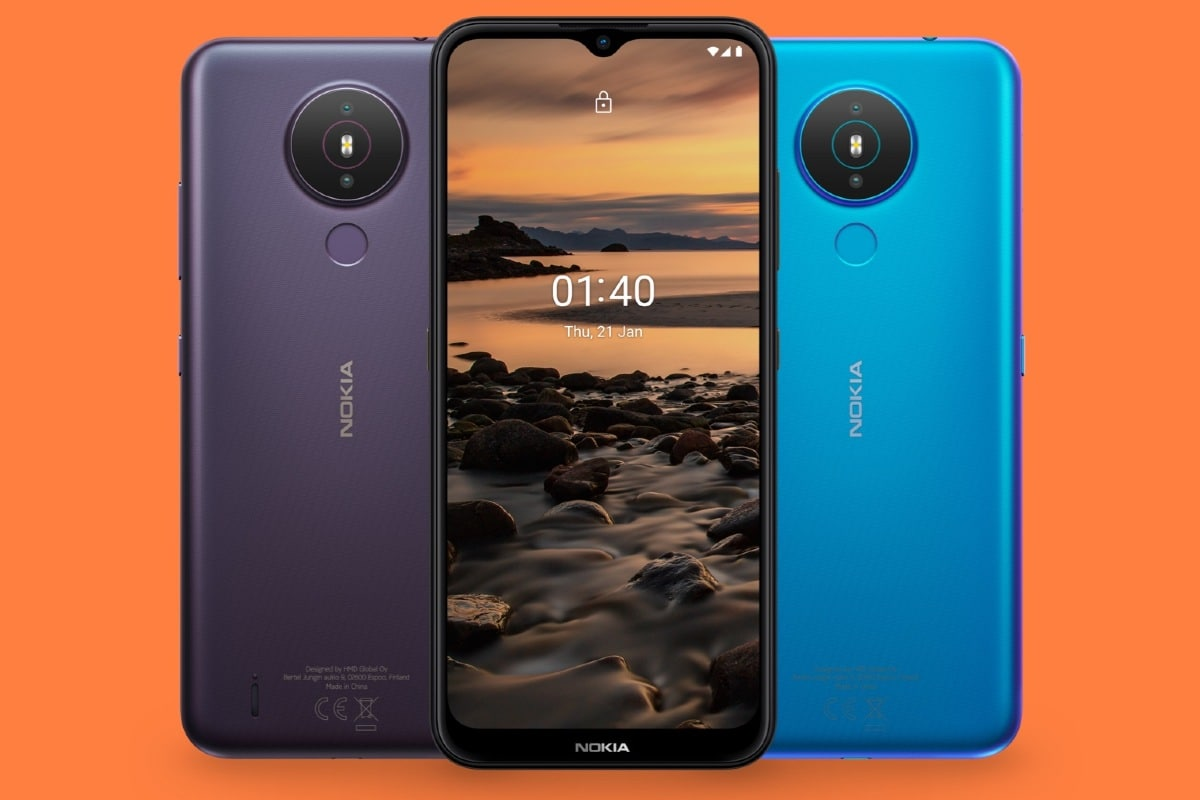 Nokia 1.4 With Dual Rear Cameras, 4,000mAh Battery Launched: Price,  Specifications   Technology News