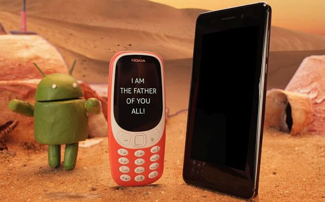Nokia 3310 (2017) Release Date Announced for UK, Belgium, Germany, and Netherlands