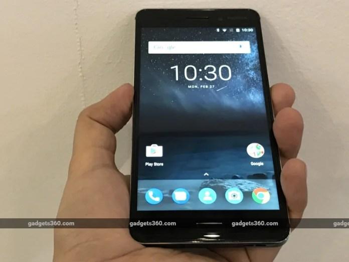 nokia 6 arte black slant gadgets360 1488202211233