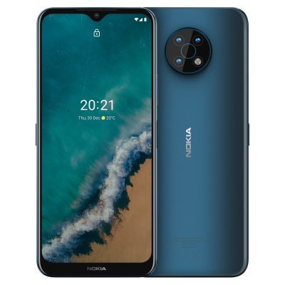 Nokia G50 With Triple Rear Cameras, Snapdragon 480 SoC Launched