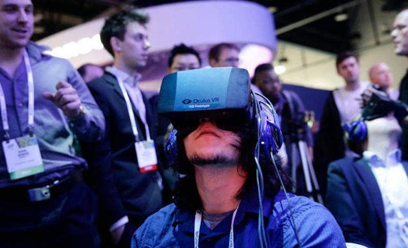 Facebook's Oculus Fights Sales Ban for Virtual-Reality Headset