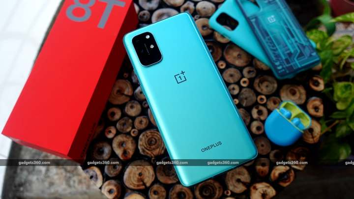 oneplus 8t review back ss