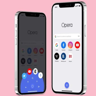 Opera Touch for iOS Gets Rebranded and Revamped: What's New