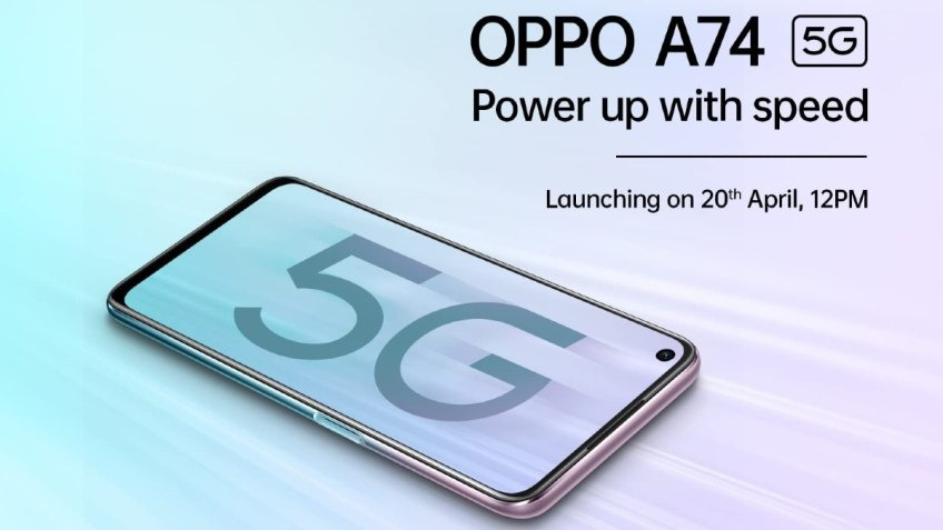 Oppo A74 5G Price in India Confirmed to Be Under Rs. 20,000