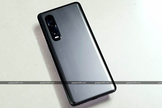 oppo find x2 pro back image gadgets 360 Oppo Find X2 Pro