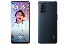 U Oppo Reno 6Z Price, Specifications Leak Ahead of Launch;  Teaser pages Confirm the Design