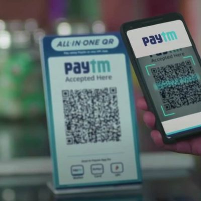 How to Scan Paytm QR Code From Gallery on iPhone