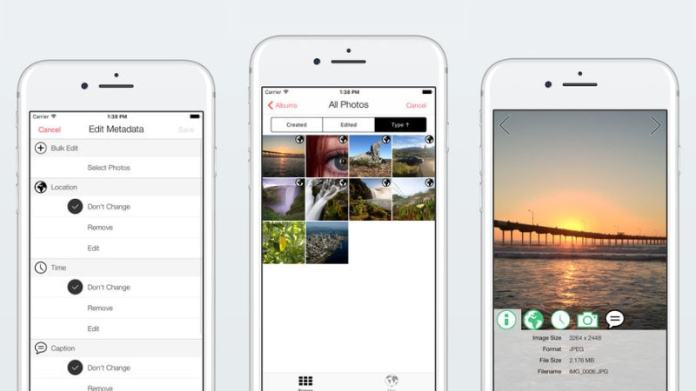 photo investigator ios Photo Investigator lets you remove image metadata on iPhone and iPad