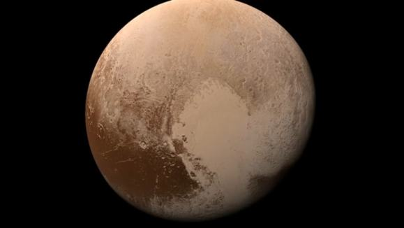 New NASA Video Shows 'Landing' on Pluto