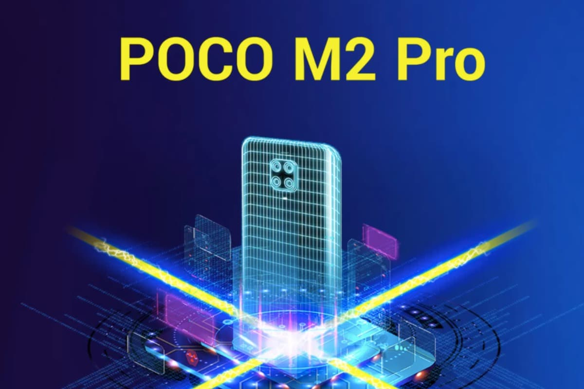 Poco M2 Pro Set to Launch in India Today: How to Watch Livestream