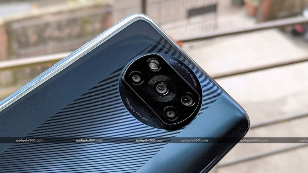 poco x3 review cameras back gadgets360 Poco X3 Review