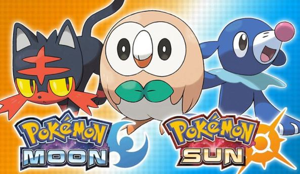 Pokemon Sun and Pokemon Moon Now Available in Japan, US, and Australia
