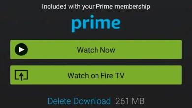 كيفية تحميل ومشاهدة الأمازون برايم أفلام الفيديو والبرامج التلفزيونية غير متصل 5