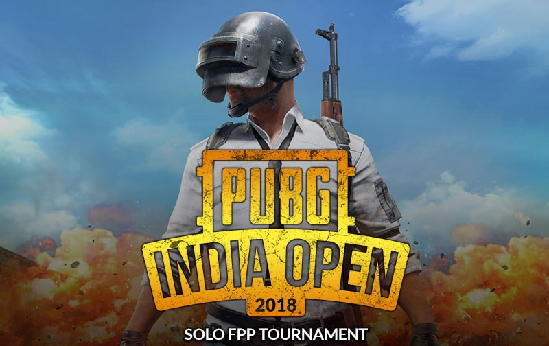 PUBG India Open Indias First PlayerUnknowns