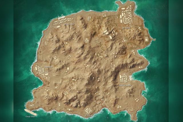 pubg map Karakin