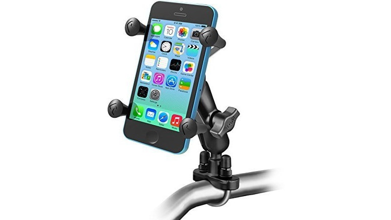ram rail u bolt bike mount amazon Smartphone Holder