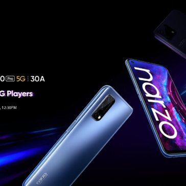 Realme Narzo 30 Series, Buds Air 2 to Launch in India Today: How to Watch Live