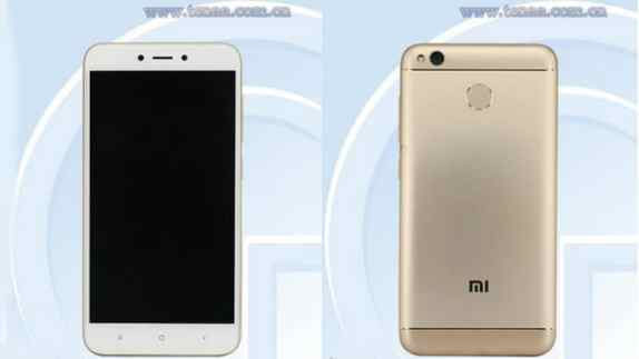 Xiaomi Redmi 5 Specifications, Image Leaked