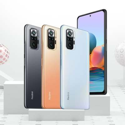 Redmi Note 10 Series Debuts With Super AMOLED Displays, Quad Rear Cameras