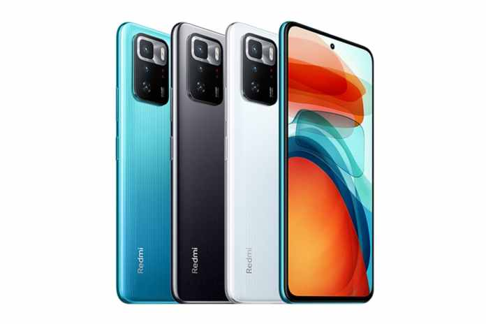 Redmi Note 10 Pro 5G With MediaTek Dimensity 1100 SoC Launched