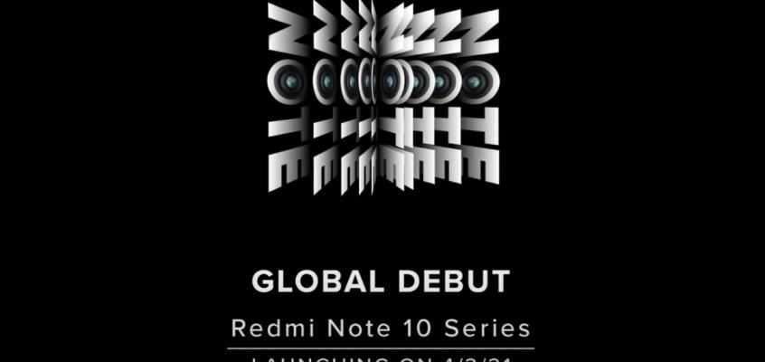 Redmi Note 10 Series India Launch Set for Today at 12 Noon