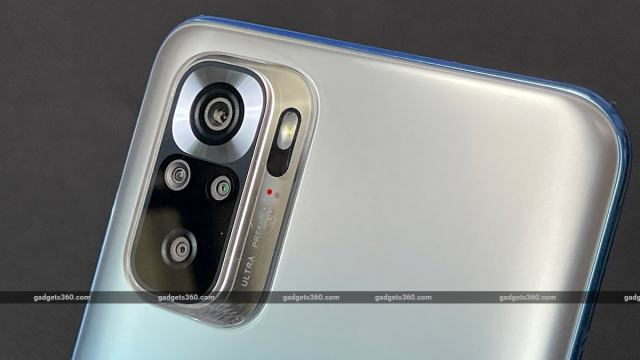 redmi note 10s cameras gadgets360 Redmi Note 10S First Impressions