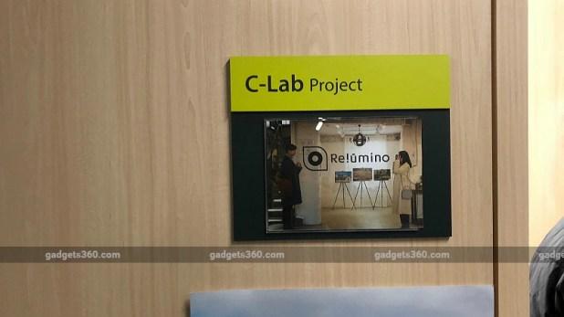 relumino c lab project gadgets 360 Relumino Smart Glasses