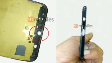Samsung A50 Leak Tips ثلاثية الخلفيات الكاميرات ، شاشة Infinity-V ؛ غالاكسي A10 رصدت على Geekbench مرة أخرى 3