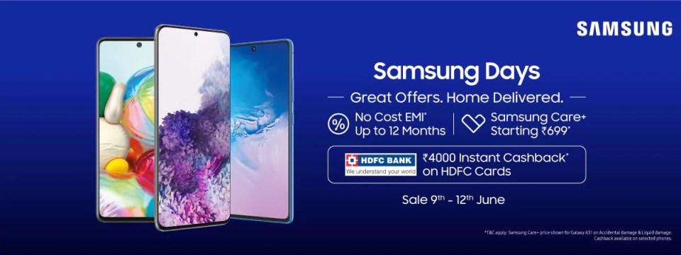 samsung 1 samsung days sale