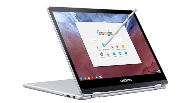 CES 2017: Samsung Unveils Chromebooks With Stylus Support, New Notebook 9 Series, and a Gaming Laptop