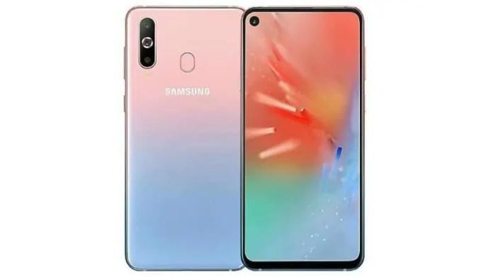 samsung galaxy a60 image weibo Samsung Galaxy A60
