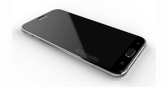 Samsung Galaxy A 2017 Series Launch Set for January 5; Fresh Renders Spotted