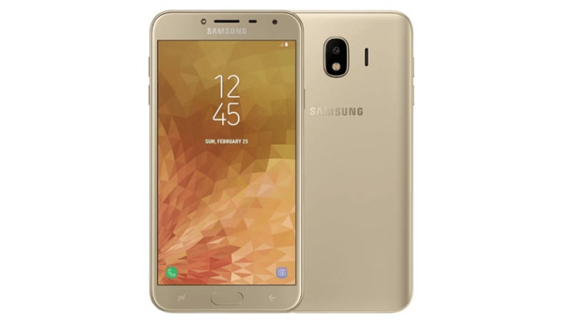 Samsung Galaxy J4 Renders Surface, Said to Come in 2 Variants