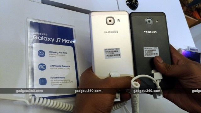 Samsung Galaxy J7 Pro, Galaxy J7 Max Launched in India: Price, Specifications, and Features