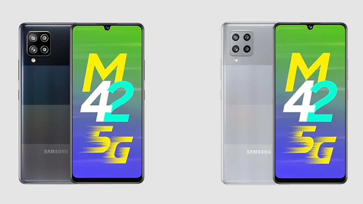 Samsung Galaxy M42 5G to Go on Sale in India Tonight