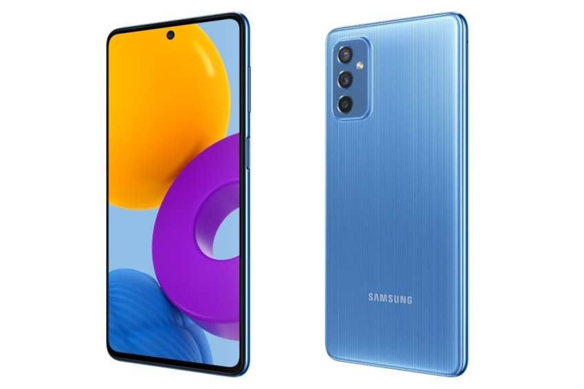 Samsung Galaxy M52 5G With 120Hz Display, Triple Rear Cameras Launched
