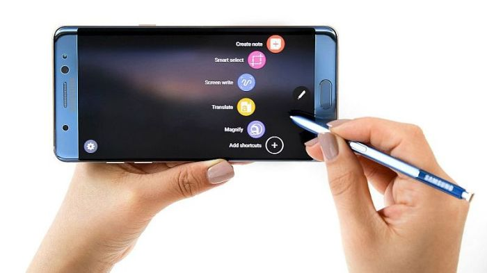 Samsung Galaxy Note 8 Launch Set for August 23: Report