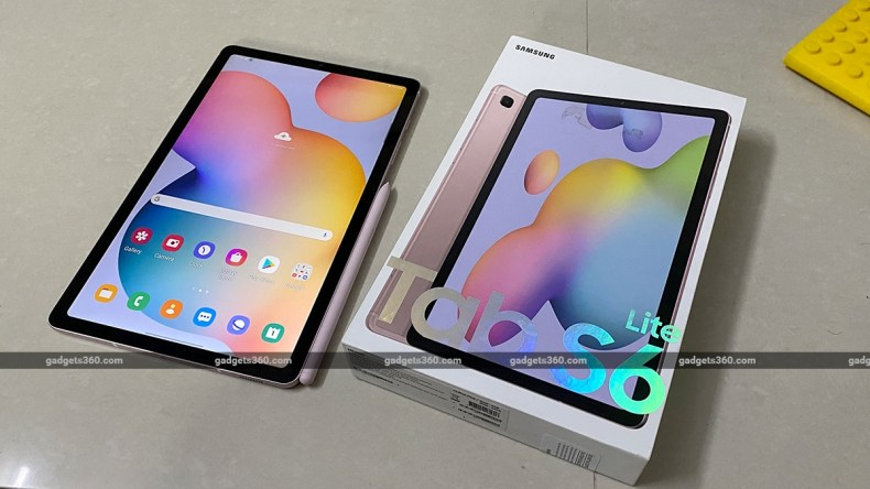 samsung galaxy tab s6 lite with box Samsung Galaxy Tab S6 Lite Review