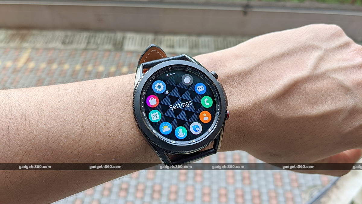 samsung galaxy watch 3 lte review apps ss