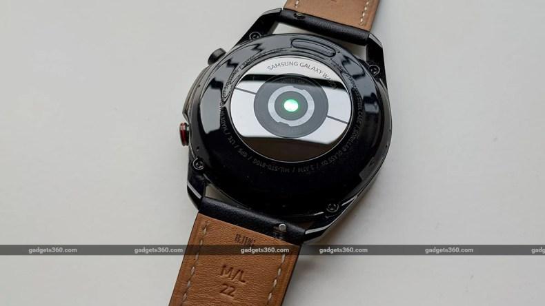 samsung galaxy watch 3 lte review underneath ww