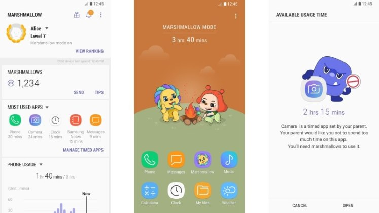 Samsung Marshmallow Parental Control App Launched for Android