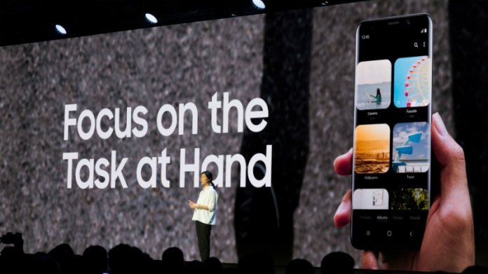 samsung one ui Samsung One UI